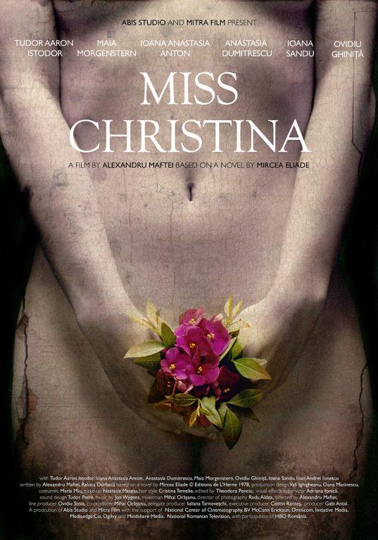 Miss Christina poster
